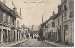 74 ANNEMASSE  La Rue D'Etrembières - Annemasse