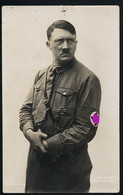 AK/CP Propaganda  Porträt  Hitler  Nazi   Ungel/uncirc.1933-45   Erhaltung/Cond. 3  Nr. 00819 - Weltkrieg 1939-45