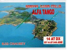 ILES CHAUSEY GRUPPO RADIO ITALIA  RARE - France