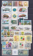 Italy    .     Page With Stamps     **  .     MNH  .   /    .   Neuf SANS  Charniere ** - 6. 1946-.. Republik