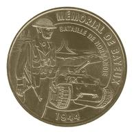 Monnaie De Paris , 2012 , Bayeux , Mémorial , 1944 , Le Soldat Anglais Et Le Char - Monnaie De Paris