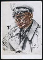 AK/CP  RR!  Willrich  SS  Elite  Oberführer Keppler   Ungel/uncirc.1933-45   Erhaltung/Cond. 2/2-  Nr. 00822 - Guerra 1939-45