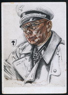 AK/CP  RR!  Willrich  SS  Elite  Oberführer Keppler   Ungel/uncirc.1933-45   Erhaltung/Cond. 2/2-  Nr. 00822 - Weltkrieg 1939-45