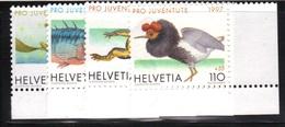Suisse 1997 Yvert 1557/60 Neufs** MNH (A7) - Schweiz