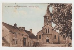 PO05 - BILLY CHEVANNES - Place De L'Eglise - Francia