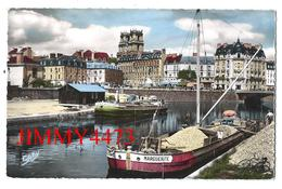 CPSM Dentelées - Le Port Et Le Quartier De La Mission En 1954 - RENNES 35 Ille Et Vilaine - N° 72  Edit Artaud - Rennes