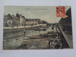 AMIENS , Arrivée Des Hortillons - Amiens