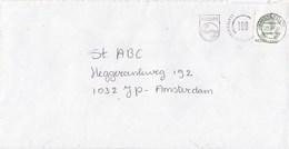 Nederland - Vlagstempel - 1891-1991 Philips Centennial - Eindhoven - Postal History
