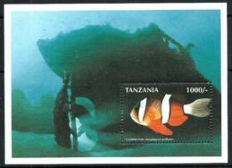 Tanzania HB-351 En Nuevo - Tanzania (1964-...)