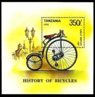 Tanzania HB-206 En Nuevo - Tanzania (1964-...)