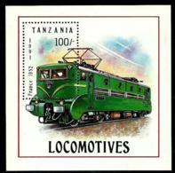 Tanzania HB-140 En Nuevo - Tanzania (1964-...)