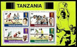 Tanzania HB-10 En Nuevo - Tanzania (1964-...)