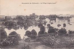 LOT De 9 Cartes Postales Djibouti, Côte Française Des Somalis, Neuves Ou écrites - 18 Scans Recto Et Verso - Djibouti