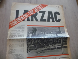 Journal Larzac Défense Du Larzac Gardarem  Lo Larzac Supplément Gardaren N°20 - Languedoc-Roussillon