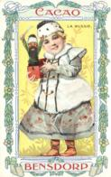 Fantaisie - Publicité - Cacao Bensdord - La Russie - C 7035 - Publicité