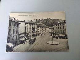 CARTOLINA GENOVA PONTEDECIMO - PIAZZA PONTEDECIMO - Genova