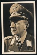 Foto AK/CP Ritterkreuzträger General Bogatsch  Hoffmann  Ungel/uncirc.1933-45  Erhaltung/Cond. 2  Nr. 00828 - Guerra 1939-45