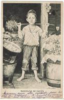 CPA - ENFANT - Marchand De Fruits - Précurseur - 1903 - - Children