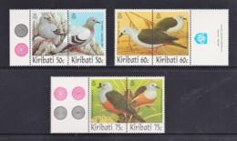 Kiribati 1997 Birds Set Of 6 MNH - Kiribati (1979-...)