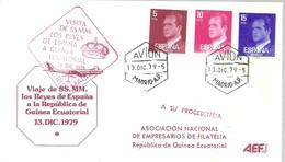 MATASELLOS  VUELO 1979  MADRID   MALABO - 1931-Hoy: 2ª República - ... Juan Carlos I