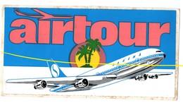 Autocollants (stickers) SABENA AIR TOUR - Stickers