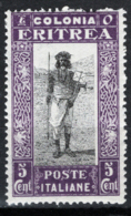 Eritrea 1930 Sass.156 **/MNH VF - Eritrea
