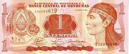 HONDURAS - 1 Lempira 17 Avril 2008 - Série EA 8294619- P.89 - UNC - Honduras