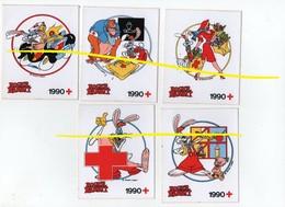 Autocollants (stickers) DISNEY ROGER RABBIT JESSICA RABBIT - Stickers