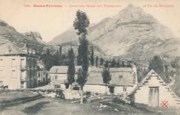 CPA - France - (65) Hautes Pyrénées - Gavarnie - Hôtel Des Voyageurs - Gavarnie