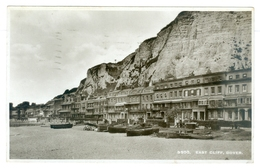1939 Kent, Dover, East Cliff, RP Pc, Used. - Dover