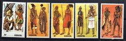 Serie Nº 309/13 Kenia - Militares