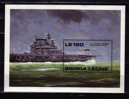 Sierra Leona HB-120 Nuevo - Sierra Leone (1961-...)
