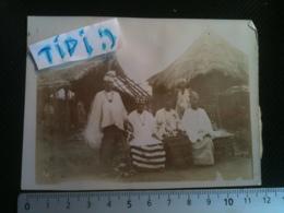 Photo - Mali Soudan Français - Kayes - Les Femmes D'Alassanne Diop Chef De Village à Kayes Bourgeois Commerçant Ca1898 - Foto