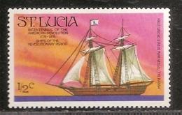 SAINT LUCIE NEUF SANS TRACE DE CHARNIERE - St.Lucie (1979-...)