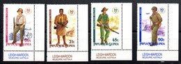 Serie Nº 659/62 Papua - Militares