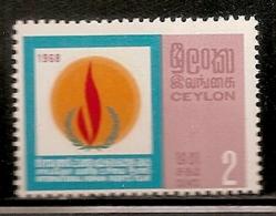 CEYLON NEUF SANS TRACE DE CHARNIERE - Sri Lanka (Ceylan) (1948-...)