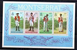 Hb-17 Montserrat - Militares