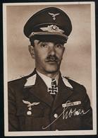 AK/CP Luftwaffe Ritterkreuzträger  Generaloberst Löhr   Ungel/uncirc.1933-45  Erhaltung/Cond. 2  Nr. 00843 - Guerre 1939-45