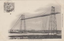Rochefort-sur-Mer 17 - Pont Transbordeur Sur La Charente - Architecture - Editrices Mlles Girard - 1903 - Rochefort