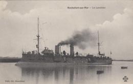 Rochefort-sur-Mer 17 - Marine De Guerre Bâteaux Le Lavoisier - Rochefort
