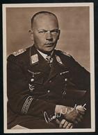 AK/CP Luftwaffe Ritterkreuzträger  Generaloberst  Von Richthofen   Ungel/uncirc.1933-45  Erhaltung/Cond. 2  Nr. 00844 - Guerra 1939-45