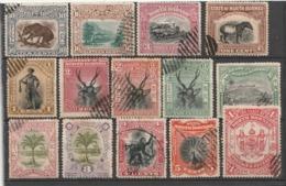 BORNEO - Lot 26 Timbres 1883/01 - Bornéo Du Nord (...-1963)