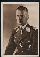 AK/CP Luftwaffe Ritterkreuzträger  Generaloberst  Jeschonnek   Ungel/uncirc.1933-45  Erhaltung/Cond. 2/2-  Nr. 00845 - Guerra 1939-45