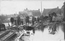 Inondations à Moerzeke Castel 4/1/1929 - Hamme