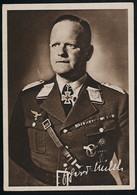 AK/CP Luftwaffe Ritterkreuzträger  GFM  Erhard Milch   Ungel/uncirc.1933-45  Erhaltung/Cond. 2  Nr. 00846 - Weltkrieg 1939-45