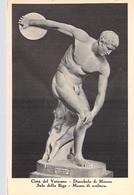 ART Sculpture Scultura Citta Del Vaticano Discobolo Di Mirone  (Statue Nu Discobole Athlète Disque) *PRIX FIXE - Sculptures