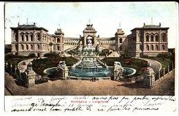 Marseille. Longchamp. De Louise à M. Blachon à Tournon. 1910. - Notre Dame De Paris
