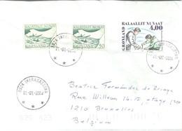 LETTER 2004 - Groenlandia