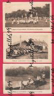 Lot 3 Chromos - 11x7 Cm - Guinée - Congo Brazzaville - Cameroun - Pères Du Saint-esprit - Piré-sur-Seiche - Images Religieuses