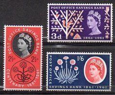 GREAT BRITAIN 1961 Post Office Savings Bank - 1952-.... (Elizabeth II)
